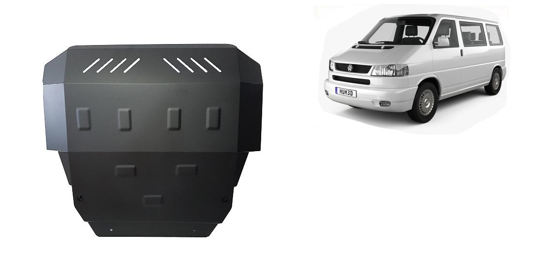 Einbausatz UNTERFAHRSCHUTZ MOTORSCHUTZ VW Transporter Multivan T4 1990-2004