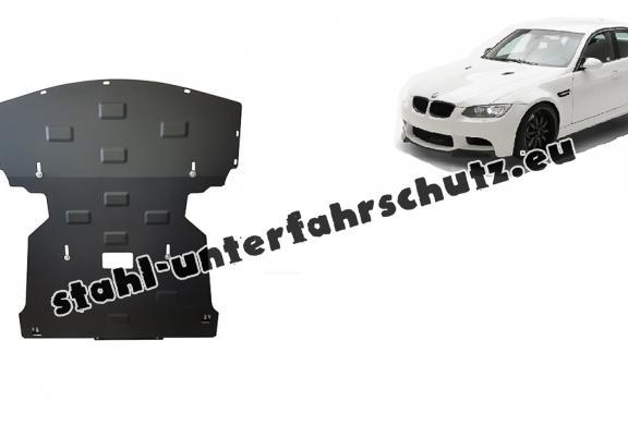 unterfahrschutz f r motor der marke bmw seria 3 e90 91. Black Bedroom Furniture Sets. Home Design Ideas