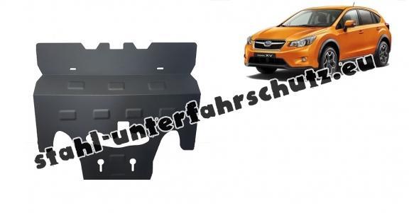 Getriebeschutz aus Stahl für Ford Kuga 2008-2013 Unterfahrschutz Motor