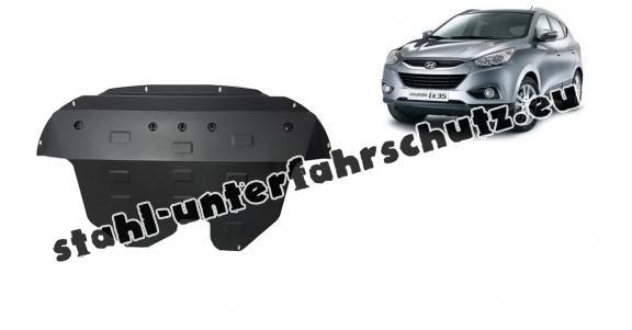 unterfahrschutz f r motor der marke hyundai ix35. Black Bedroom Furniture Sets. Home Design Ideas